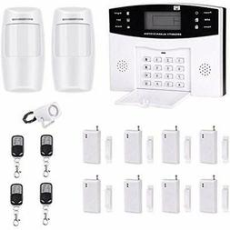 """AG-security Wireless""""Wired GSM SMS Home Burglar Security Fir"""