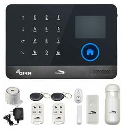 Hausbell Alarm Home Security System,3G amp WiFi 2in1 Wireles