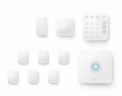 RING ALARM Wireless Security KIT Home System 2nd Gen 10 Piec