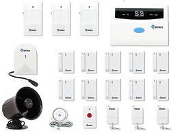Alarma Sistema de Seguridad inalambrico para casa Sensores D