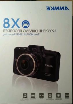 ANNKE X8 2.7 inch 178° View Angle, HD 1080P w/ G-Sensor Car