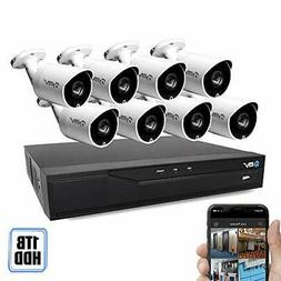 Best Vision 16CH 4-in-1 HD DVR Security Camera System ,