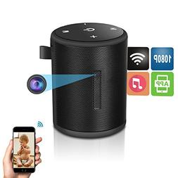 ENKLOV Bluetooth Speaker & 1080P WIFI Camera