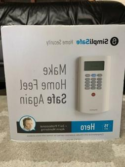 Brand New SimpliSafe HERO Home Security System - 15 Piece Ki