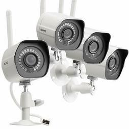 Zmodo Camera System Security Smart Wireless Hd ,IP WiFi Outd
