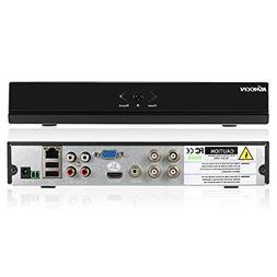 KKmoon 4 Channel 960H CCTV Surveillance Video Recorder H.264