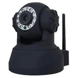 Zmodo CM-I11123BK Wireless WiFi IR Night Vision Pan Tilt IP