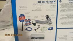SWANN COMPACT SECURITY SYSTEM MODEL DVR8-1500