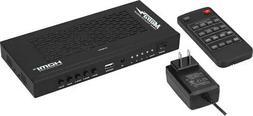 Metra CS-4X1MVU HDMI 4X1 Multi-Viewer