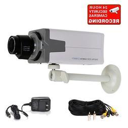 "VideoSecu Security Camera Built-in 1/3"" SONY Effio CCD 700TV"
