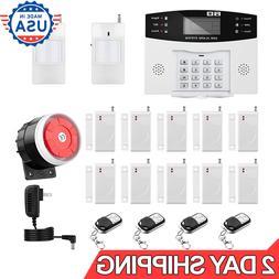 Sistema de Seguridad,para Casa Inalambrico Profesional Alarm