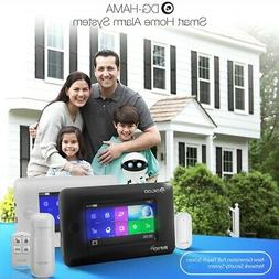 Digoo DG-HAMA Touch GSM WiFi Smart Home Burglar Security Ala