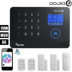Digoo DG-HOSA 3G 433MHz GSM&WiFi Wireless Smart Home Securit