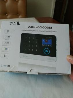 Digoo DG-HOSA 433MHz 3G+GSM+WiFi Dual Network Security Alarm