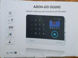 Digoo DG-HOSA 433MHz Wireless GSM+WIFI Smart Home Security A