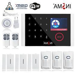 Digoo DG-HOSA WIFI APP GSM SMS Wireless Smart Burglar Alarm