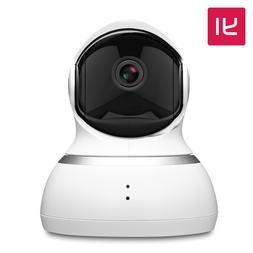 YI Dome Camera 1080P Pan/Tilt/Zoom Wireless IP <font><b>Secu