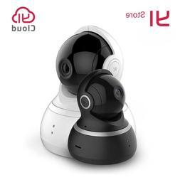 YI Dome Camera IP Cam 1080P Pan/Tilt/Zoom Wireless <font><b>