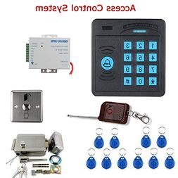 MOUNTAINONE Door Access Control System Controller ABS Case R
