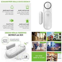 Door Alarm System ENKLOV Home Security DIY Kit Door/Window C