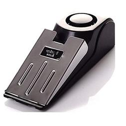 Door Stop Alarm -Great for Traveling Security Door Stopper D