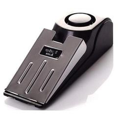 Door Stop Alarm Great for Traveling Security Stopper Doorsto
