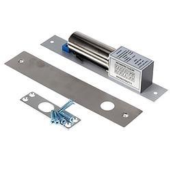 KKmoon Electric Drop Bolt Door Lock DC 12V Magnetic Inductio