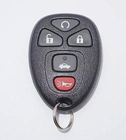 ACDelco 22733524 GM Original Equipment 5 Button Keyless Entr