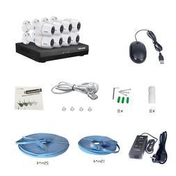 ESCAM PNK805 NVR Kits HD 1080P 8 <font><b>Channel</b></font>