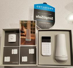 SimpliSafe Essentials Security System: 6 Pieces Wireless - L