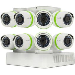 Ezviz Everyday 8Ch 720p 1TB Video Security System with 8 Out