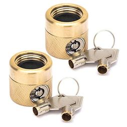 Flow Security Systems   The FaucetLock   Heavy Duty Brass Co