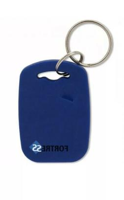 fortress rfid keytag wireless home security alarm
