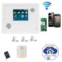 GE Simon XTi Wireless Alarm System with Interactive Wireless