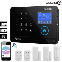Digoo GSM WIFI SMS Wireless Burglar Alarm Systems Accessorie