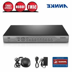 ANNKE 32CH DVR H.264 1080N Video Recorder for Home CCTV Secu