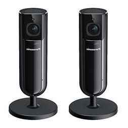 Panasonic Home Monitoring Full HD Camera, Ideal for Baby, Pe