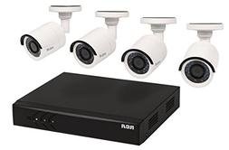 RCA HD Home Security and DVR System, 8 Channel Digital Video