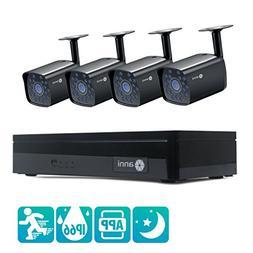 Home Security Camera System Video 1080N HDMI DVR 1500TVL IR