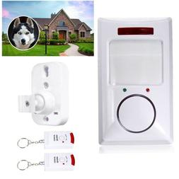 Home Security Wireless Alarm System IR Motion Sensor Detecto