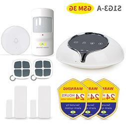 Home Security System,Golden Security GSM with Auto Dial,Moti