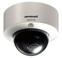 i-PRO SmartHD WV-SF549 Network Camera - Color, Monochrome