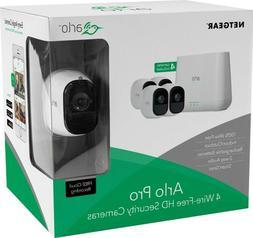 Arlo - Pro Indoor/outdoor Hd Wire-free Security Camera Syste