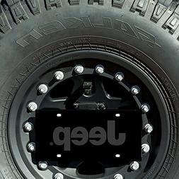 Jeep Wrangler ADJUSTABLE OE Fit Backup Camera System for Aft