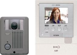 Aiphone JFS-2AED Audio/Video Intercom System with Surface-Mo