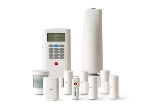 SimpliSafe 10-Piece Wireless Security System
