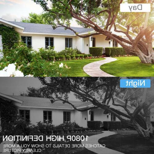 1080P Security Camera WiFi Camera Vision
