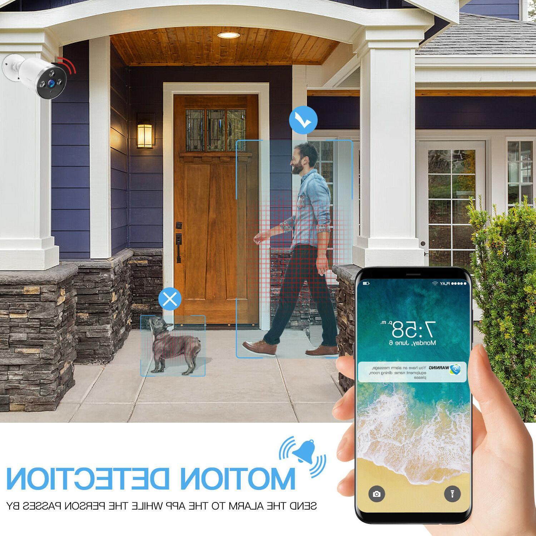 1080P Security Camera WiFi Surveillance Camera