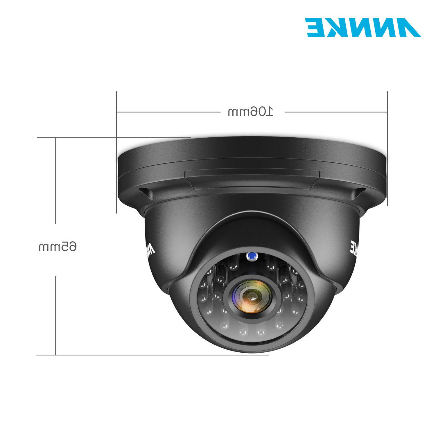 ANNKE 4CH Security Dome System