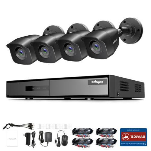 1080p lite security camera system kit 4ch